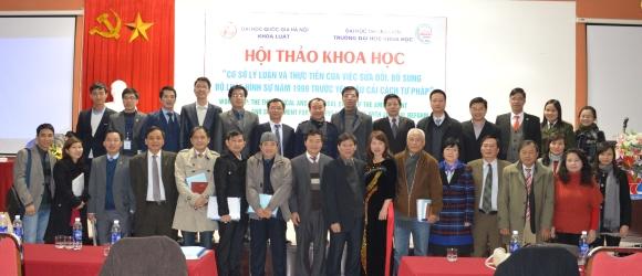 Hội thảo Khoa học tại ĐH Khoa học - ĐH Thái Nguyên
